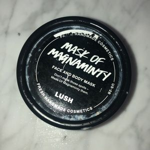 Mask of magnanimity by lush
